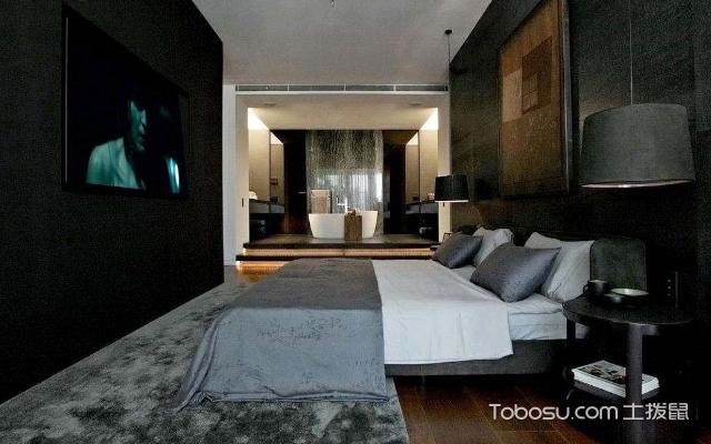 现代卧室装修效果图 案例