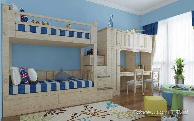 书房卧室一体装修效果图 风格