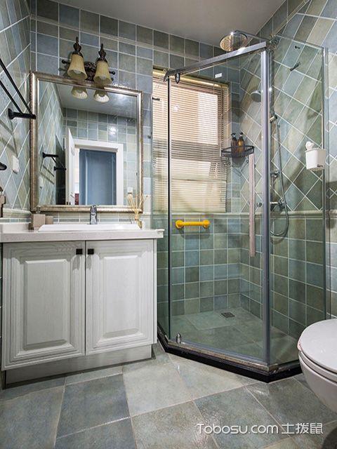 家庭卫浴间装修细节之卫浴间装修色彩选择