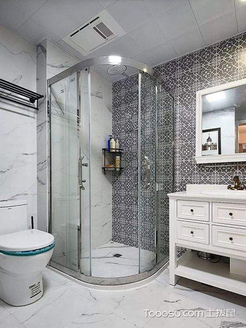 家庭卫浴间装修细节之卫浴间洁具高度要合适