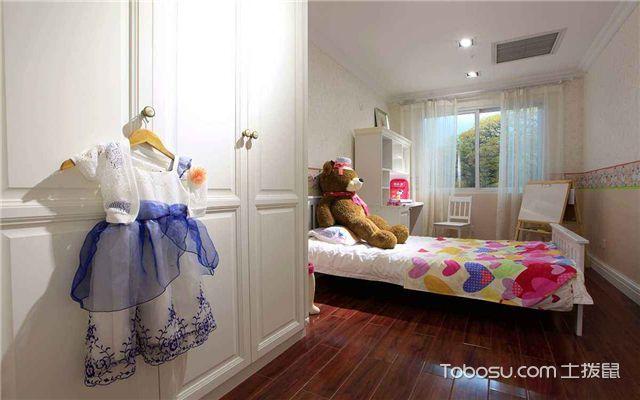 儿童房装修设计要点-安全第一