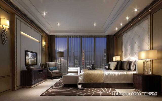 美式风格主卧室如何装修呢