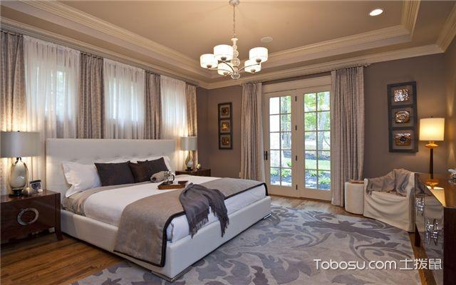 卧室窗帘搭配技巧