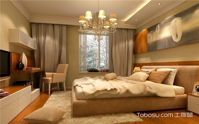 卧室窗帘搭配技巧之室内色彩搭配