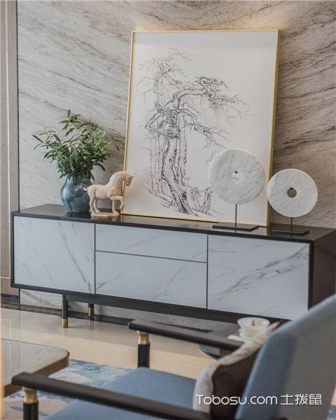 18平米四室两厅设计-装饰画