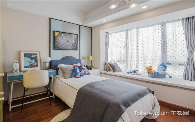 18平米四室两厅设计-孩子房