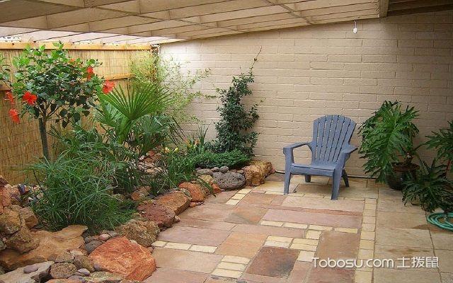 入室花园装修效果图