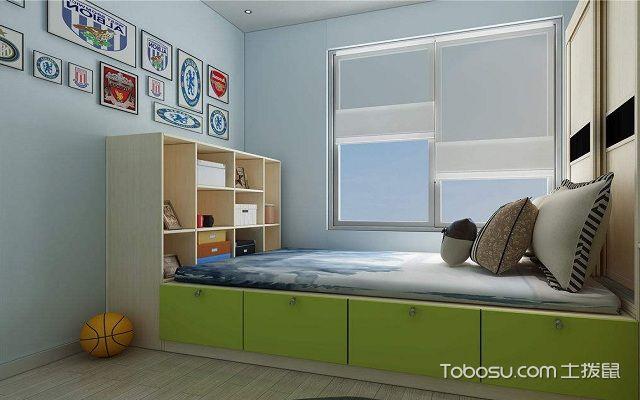 小户型卧室榻榻米装修要点