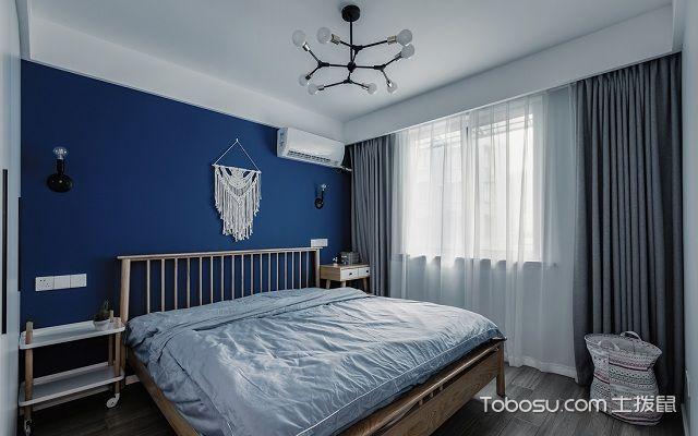 小户型简约装修效果图之卧室