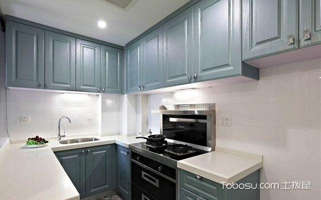 50平米小户型装修效果图之厨房