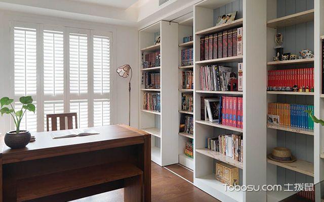 家庭书房装修细节之装修风格选择