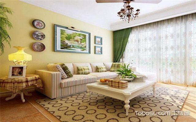 小户型客厅家具如何摆放之边角空间