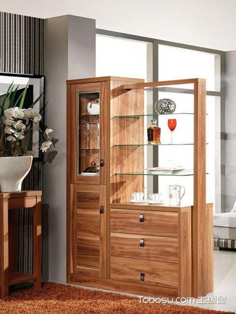 厨房门口酒柜效果图设计