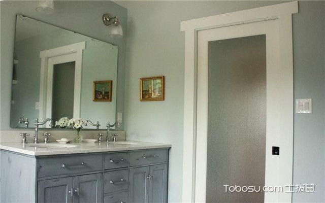 大门对着厕所风水怎么化解之挂珠帘