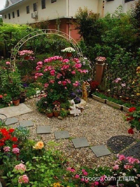 一楼小花园装修效果图