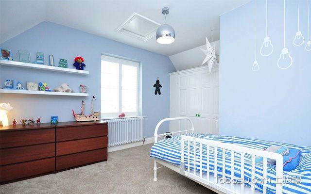 儿童房装修特点详解