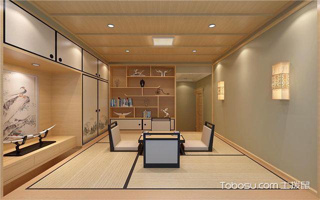 简约日式风格装修效果图之恬静优雅