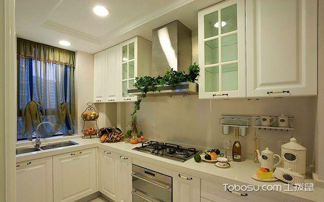 120平方米装修预算之厨房全包装修费用
