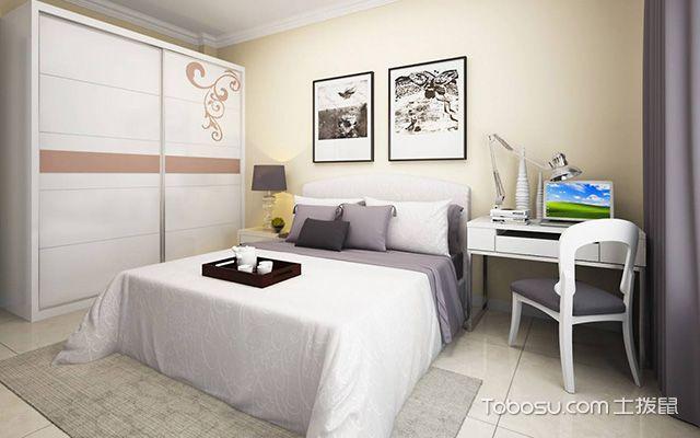 120平方米装修预算之卧室书房全包装修费用