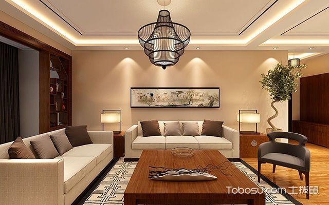 新中式客厅灯饰