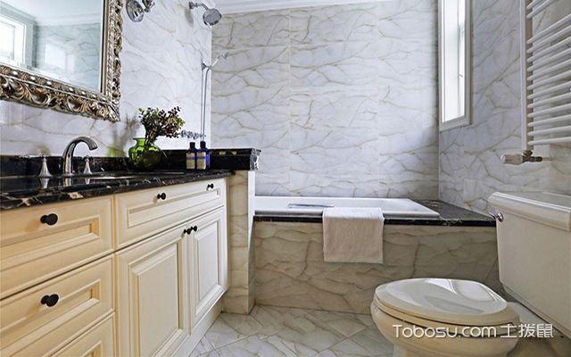 规避室内装修污染做法之卫生间装修布置很重要