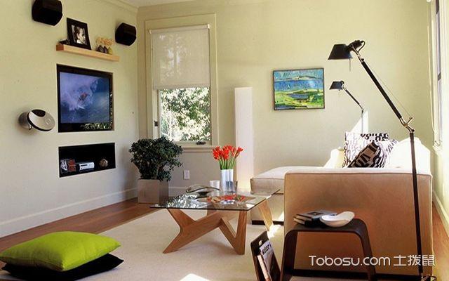 地板和家具配色技巧知识之根据房屋户型来搭配