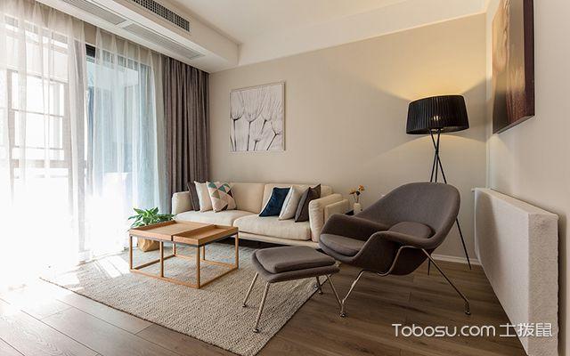 地板和家具配色技巧知识之同色系搭配