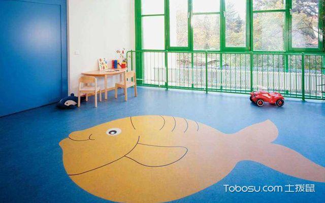 幼儿园室内地面铺什么好3
