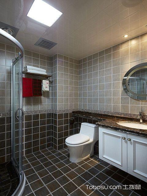 卫生间装修注意事项之装饰