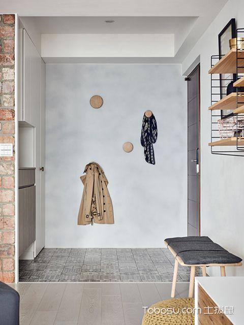 家居转角空间装修风水知识之挂放装饰物