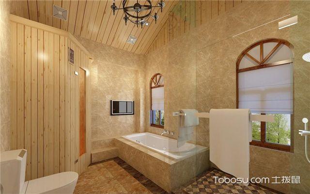 居室颜色装修风水之浴室颜色风水