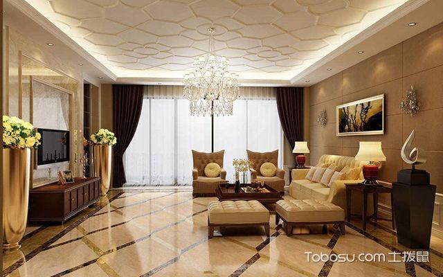 客厅装修风水禁忌—客厅案例1