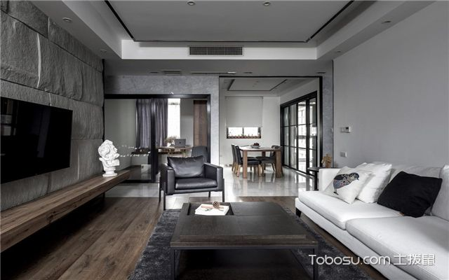 室内色彩如何搭配-简约风格的搭配