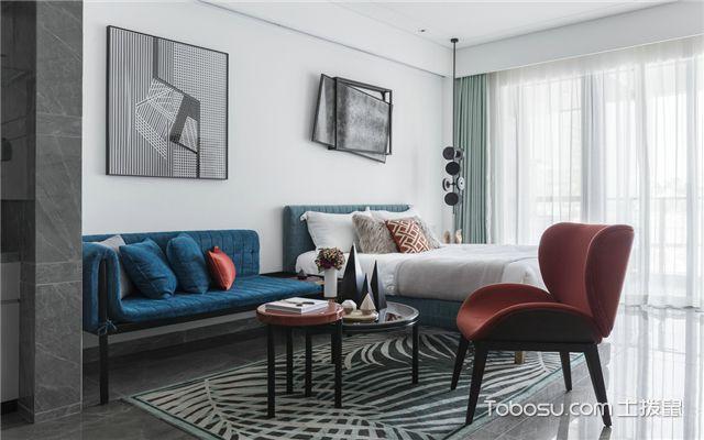 室内色彩如何搭配-前卫风格的搭配