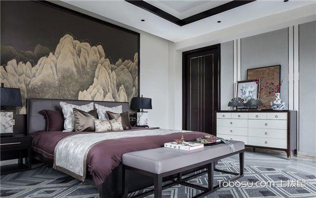 室内色彩如何搭配-新中式的搭配