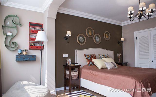卧室装修色彩风水之卧室色彩搭配事项