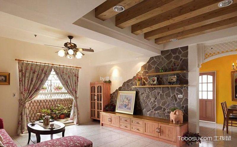 三居室混搭风格装修设计案例,静谧与自由共存