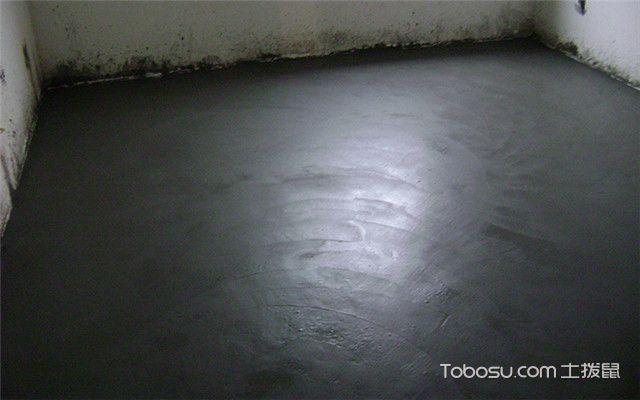 实木复合地板安装之地面找平