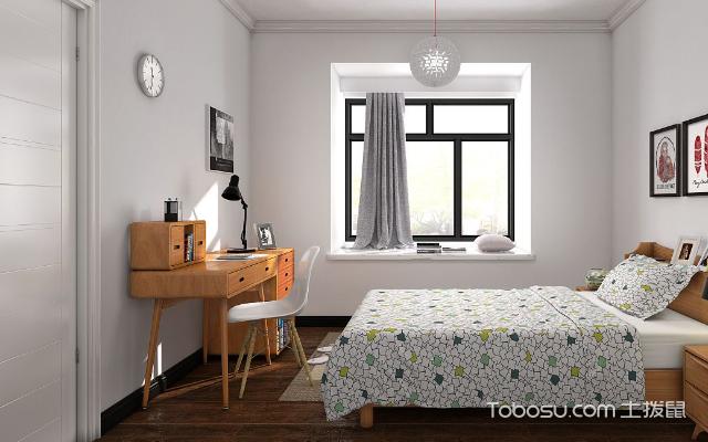 卧室门颜色如何搭配