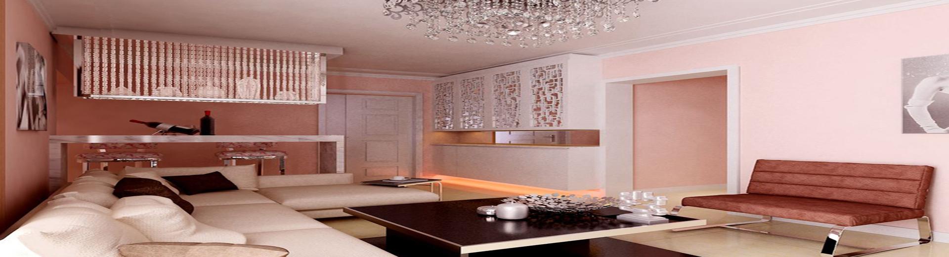 家庭客廳吧臺裝潢設計圖,讓生活多點滋味