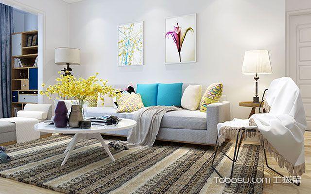 家裝配色技巧知識之白色的運用