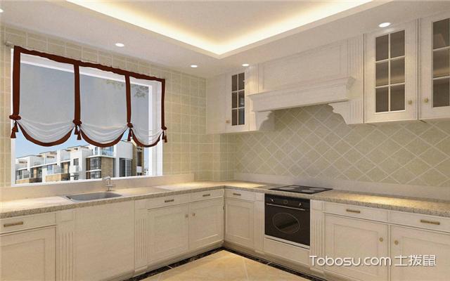 廚房裝修注意事項之燈光明亮