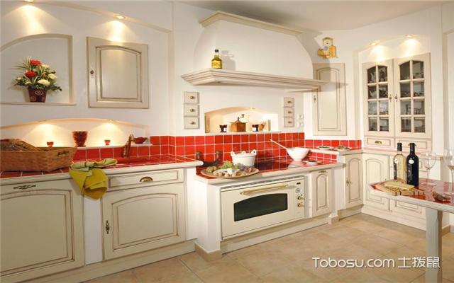 廚房裝修注意事項之料理臺高度