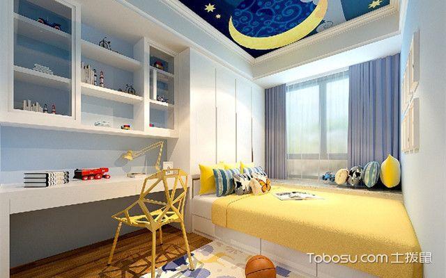 9平米儿童房装修设计图,这些设计太赞了图片