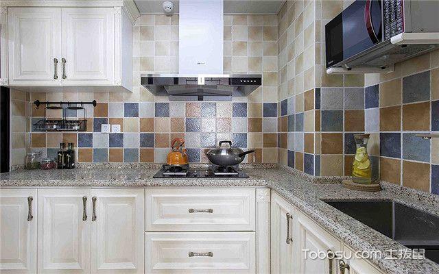 普通商品房装修效果图之厨房