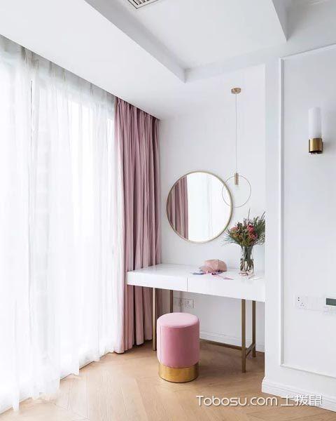 三室两厅现代风格装修图片详解
