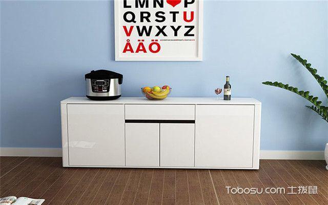 装饰柜如何清洗之钢化玻璃装饰柜