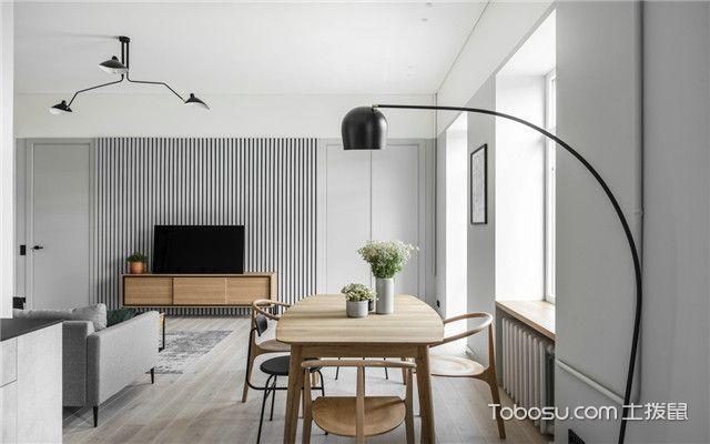 140平米商品房装修效果图之餐厅设计