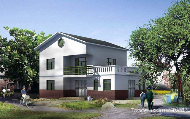 农村二层房屋设计图,农村二层房屋如何设计图片