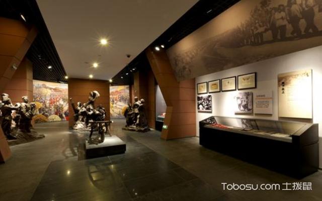 博物馆室内